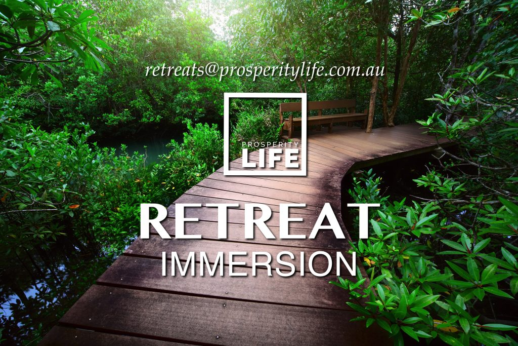 Yoga retreat in Gosford